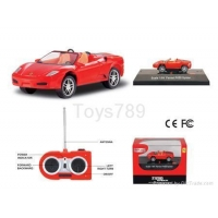 Mini Ferrari F430 Spider 1:64 Scale Electric RC Car