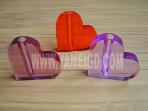 China Heart-shaped Penholder on sale