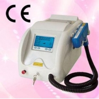 high energy yag laser tattoo removal