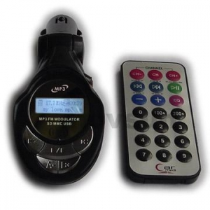 China Car MP3 / FM Transmitter on sale