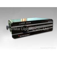 Animation 800mw RGY laser