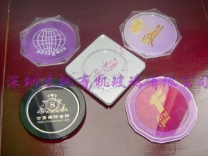 China Acrylic coaster BD-010 on sale