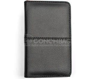 China Folio style leather case for iPod touch 4G IPOTOU4LEB2 on sale