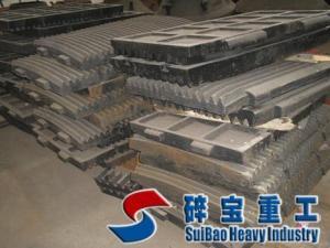 China jawcrusherparts on sale