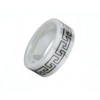 High oxidation zirconium ceramic ring