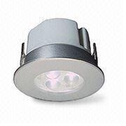 China 3 x 1W Downlight Module with 65  Viewing Angle, Measuring 86 x 60mm on sale