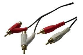 China RCA Male To RCA Male and Female of with on sale
