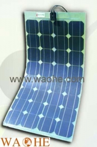China Flexible solar panel (C-Si) on sale