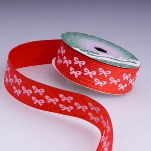 China Printed Grosgrain Ribbon HRP-2518 on sale