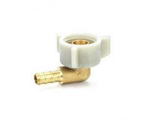 China Brass Swivel Elbow on sale
