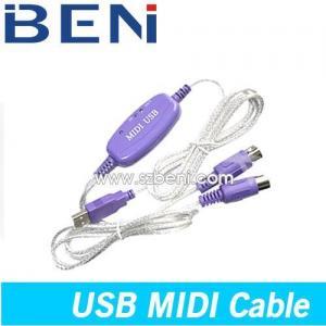 China MIDI USB Cable on sale