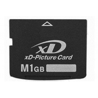 1 GB xD card