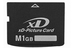 China 1 GB xD card on sale