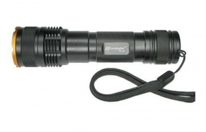 China ROMISEN RC-C8 3V-8V CREE Q5 LED regulable foci flashlight on sale