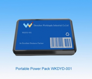 China Portable Power Pack WKDYD-001 on sale