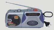 China Product: Mini Radio Cassette Recorder Click here enlarge photo on sale