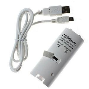 China wii rechargeable battery pack on sale