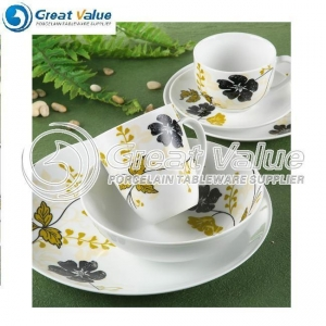 China ceramic dinnerware set on sale