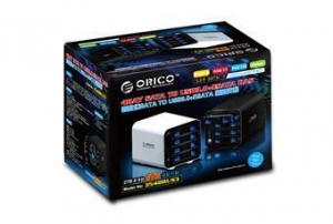 China ORICO 3548rus3 Multi-bay RAID enclosure (USB3.0+eSATA) on sale