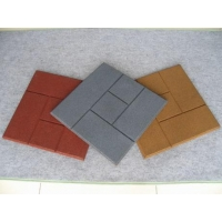 Rubber Tiles or Pavers