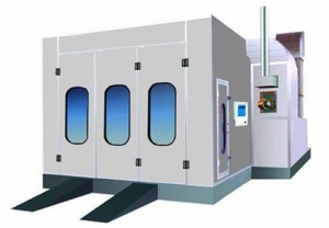China Auto Spray Painting Booth on sale
