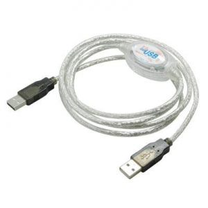 China USB 2.0 Data Link and Network Link Cable on sale