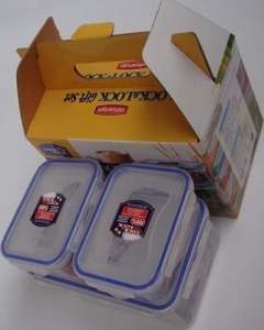 China food plastic box on sale