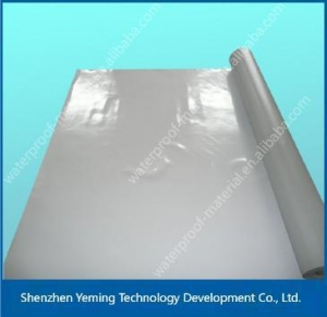 China PVC Exposed Reinforced Waterproof Membrane on sale