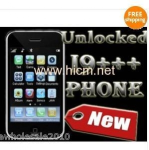 China i9+++ 3.2 Unlocked Dual SIM JAVA Touch Screen Cell Phone Mobile on sale