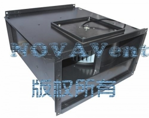 China Rectangular Duct Fan RDF400 x 200FL1 on sale