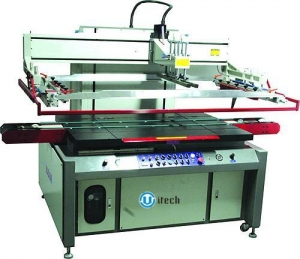 China Semi-Auto Glass Printing Machine on sale