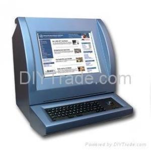 China Desktop Kiosk with Keypad RYT104 on sale