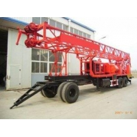Waterwell Drilling Rig SIN600 Trailer-mounted
