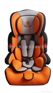 China baby car seat for children 9-36kg BAB001 on sale