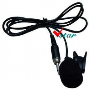 China Mini Portable Lapel Microphone Mic accessory collar microphones,clip microphone on sale