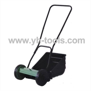 China 14 Inch Hand Push Lawn Mower on sale