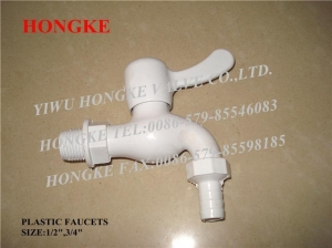 China Plastic/PVC faucets ZK-4140 on sale