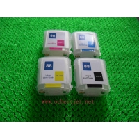 Refillable Ink cartridge for HP K5400/K550 HP 88 HP18