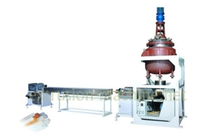 China EVA Glue Stick Extrusion Machine on sale