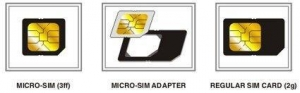China Smart Card Micro sim adapter on sale