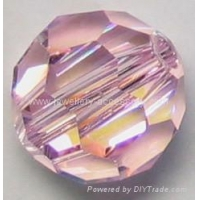 China 16mm Crystal Round Faceted Beads on sale