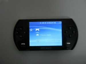 China Handheld Video Game Player - DSP2 on sale