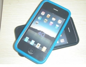China mobile phone silicon case on sale