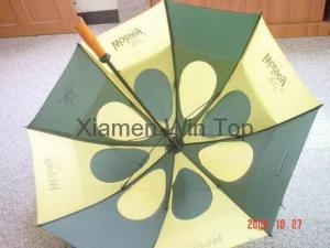 China windproof golf umbrella on sale