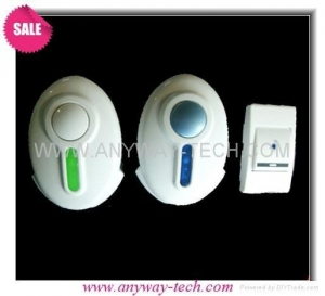 China wireless doorbell 9510FA3(AC) on sale