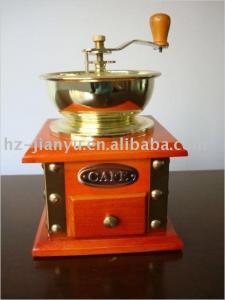 China Manual classic coffee ginders on sale