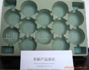 China Molded Fiber Packaging for Meters Molded Pulp Products for Agricultural Products on sale
