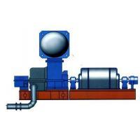 Geothermal steam turbine