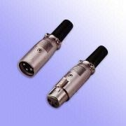 China M-103/M-104 Gold-plated RCA Connectors on sale
