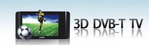 China 3D DVB-T TV on sale